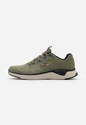 SOLAR FUSE - Sneaker low - olive/black