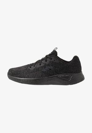 SOLAR FUSE - Sneakersy niskie - black
