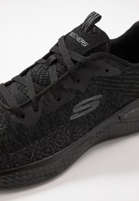 Skechers Sport - SOLAR FUSE - Sneakersy niskie - black - 5