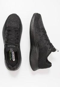 Skechers Sport - SOLAR FUSE - Sneakersy niskie - black - 1