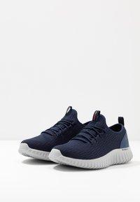 Skechers Sport - DEPTH CHARGE - Sneaker low - navy/red - 2