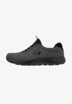 SUMMITS - Sneakers basse - black