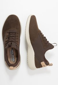 Skechers Sport - BOUNDER - Sneaker low - brown - 1