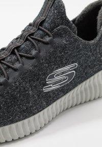 Skechers Sport - ELITE FLEX - Slipper - charcoal - 6