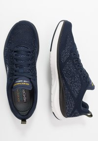 Skechers Sport - ULTRA GROOVE - Trainers - navy - 1