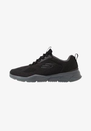 EQUALIZER 4.0 - Sneakers basse - black/hot melt/charcoal