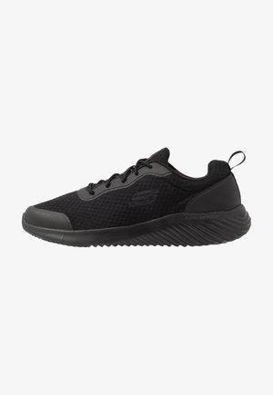 BOUNDER - Sneakersy niskie - black