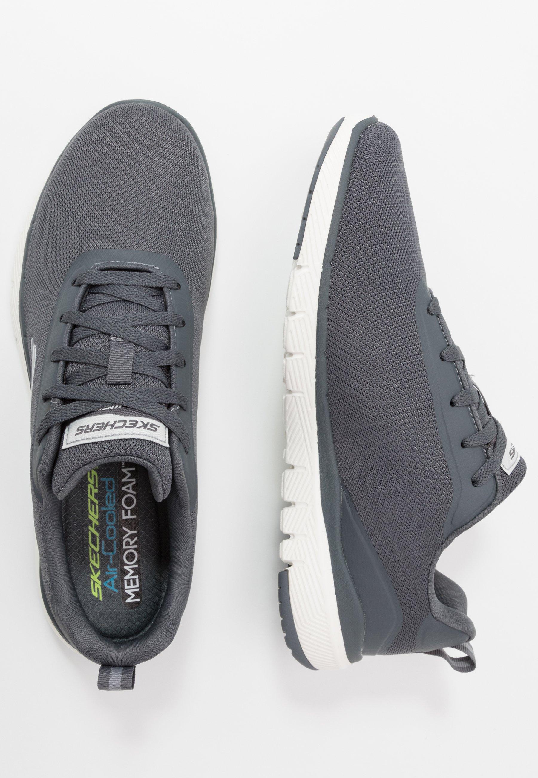 Skechers Sport FLEX ADVANTAGE 3.0 - Sneakersy niskie - charcoal