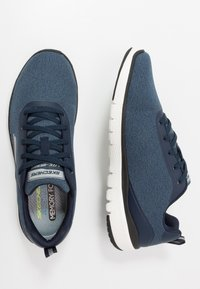 Skechers Sport - FLEX ADVANTAGE 3.0 - Sneakersy niskie - navy
