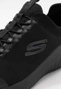 Skechers Sport - ULTRA FLEX 2.0 - Sneakersy niskie - black - 5
