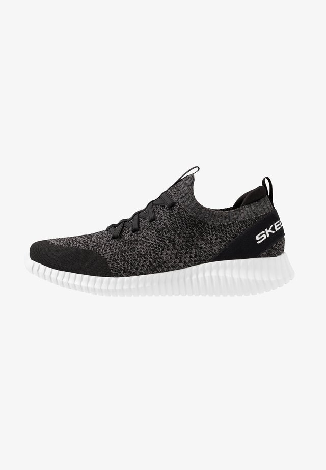 ELITE FLEX - Sneaker low - black/white