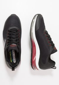 Skechers Sport - SKECH-AIR ELEMENT 2.0 - Sneakersy niskie - black/red - 1