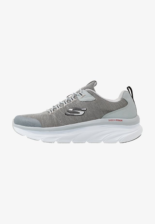D'LUX FLEX - Trainers - gray/black