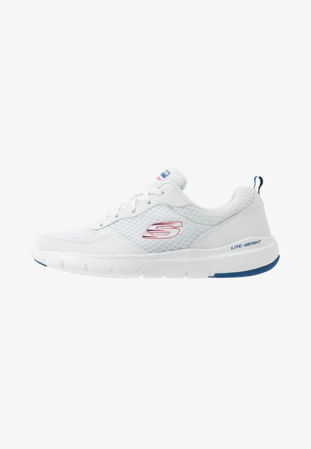 FLEX ADVANTAGE 3.0 - Zapatillas - white/blue