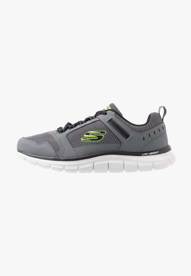 TRACK - Trainers - charcoal/black