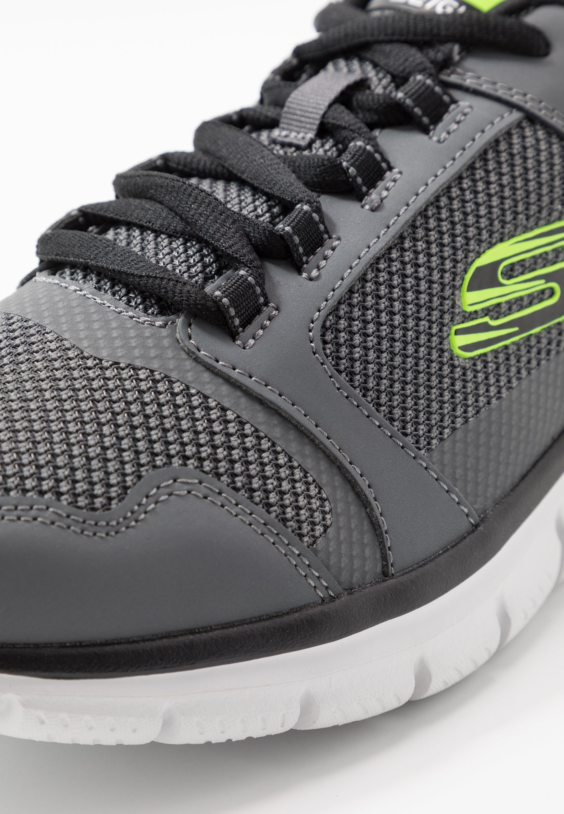TRACK KNOCKHILL Sneakers charcoalblack