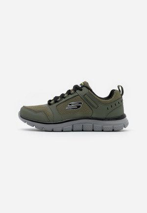 TRACK - Trainers - olive/black
