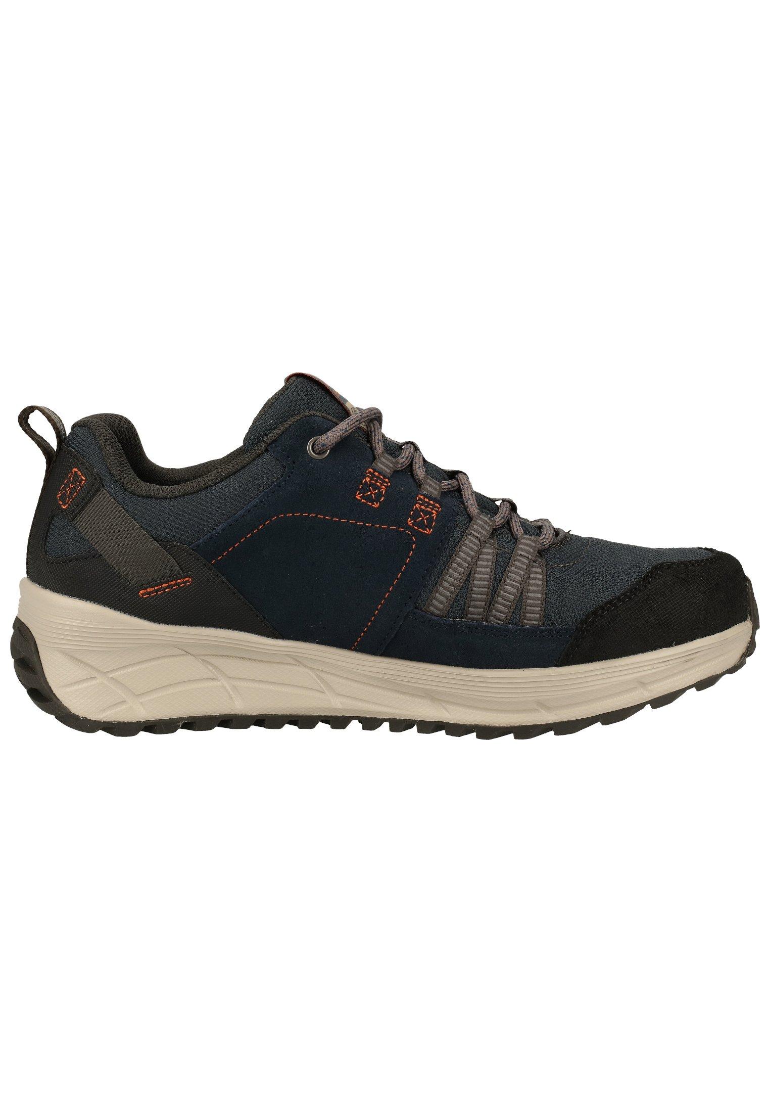 Skechers Sport Sneakers Laag - Blue Goedkope Schoenen