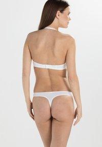 Skiny - 2er Pack - String - weiß - 2