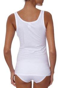 Skiny - ESSENTIALS LIGHT - Hemd - white - 1