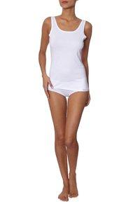 Skiny - ESSENTIALS LIGHT - Hemd - white - 4
