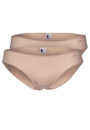 RIO 2 PACK - Kalhotky/slipy - nude