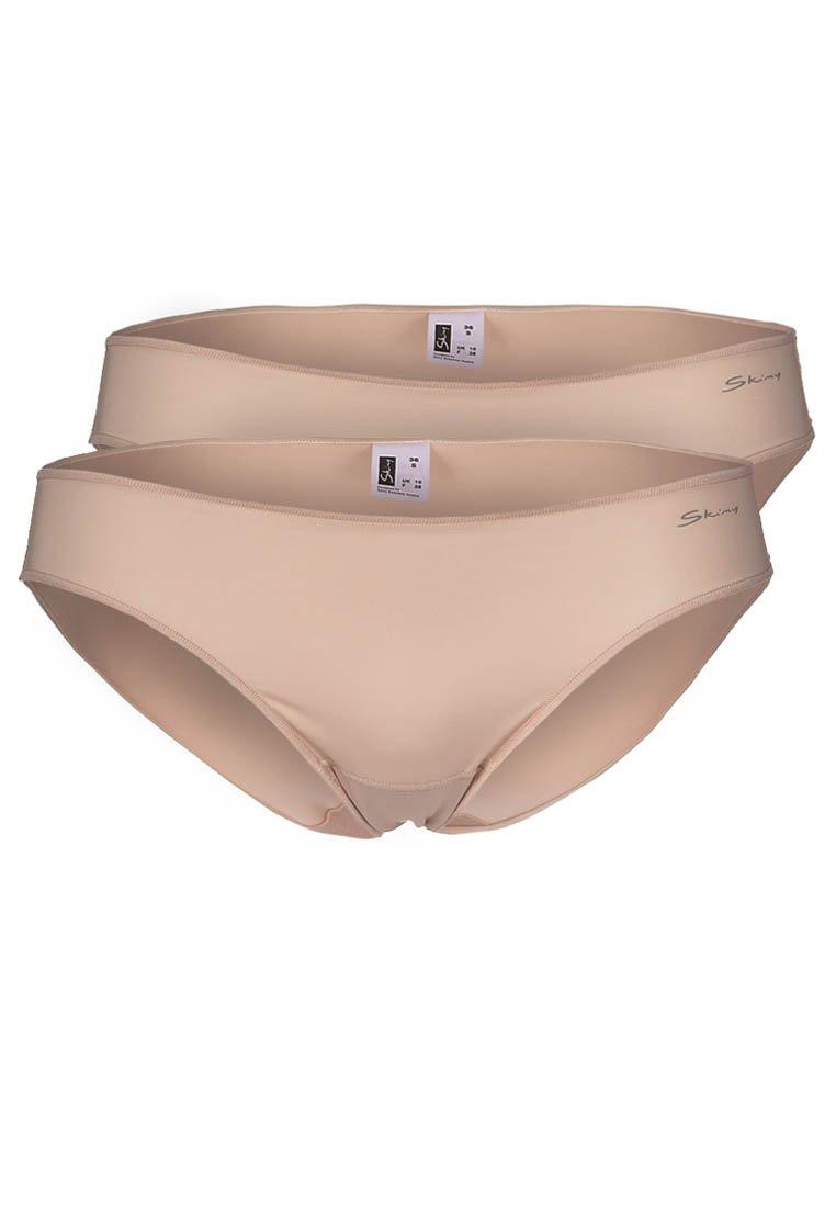 Skiny - RIO 2 PACK - Slip - nude
