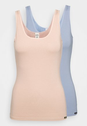 TANK TOP ADVANTAGE 2 PACK - Camiseta interior - vanilla selection