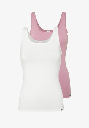 TANK TOP ADVANTAGE 2 PACK - Tílko - orchid selection