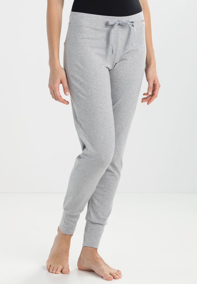 Skiny - SLEEP DREAM HOSE - Nattøj bukser - stone grey