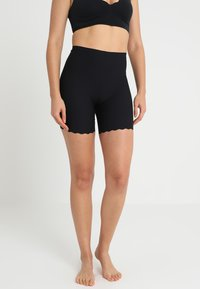 Skiny - LOVERS HOSE KURZ - Shapewear - black - 0