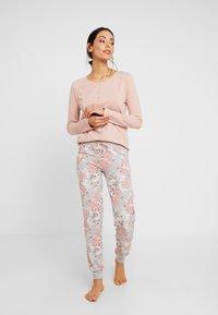 Skiny - SLEEP AND DREAM - Pyjamasbukse - rose - 1