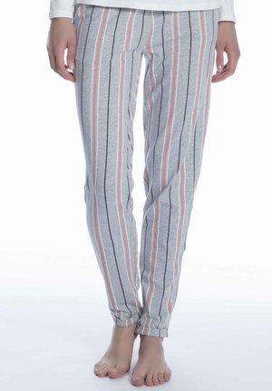 SLEEP & DREAM - Pyjamasbukse - grey melange
