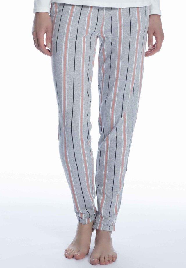 SLEEP & DREAM - Pyžamový spodní díl - grey melange