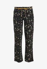 Skiny - EMPOWERED SLEEP - Pyjama bottoms - black - 3