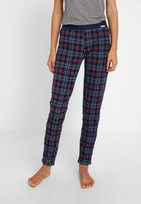 Skiny - JOY SLEEP - Pyjama bottoms - maritime - 0