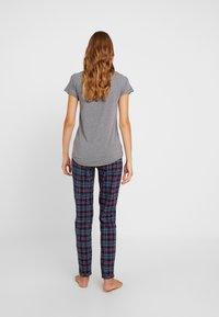 Skiny - JOY SLEEP - Pyjama bottoms - maritime - 2