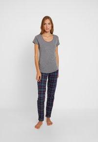 Skiny - JOY SLEEP - Pyjama bottoms - maritime - 1