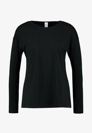 SLEEP & DREAM LANGARM - Maglia del pigiama - black