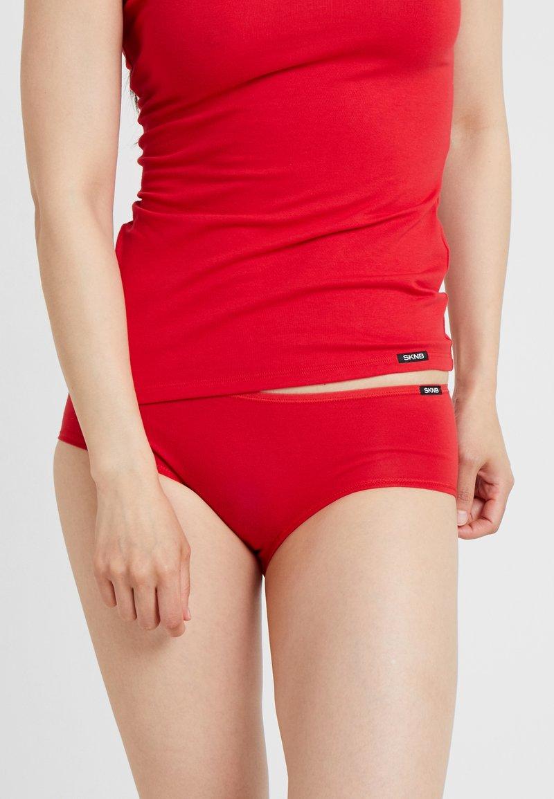 Skiny - ADVANTAGE PANTY 2 PACK - Pants - ribbonred selection