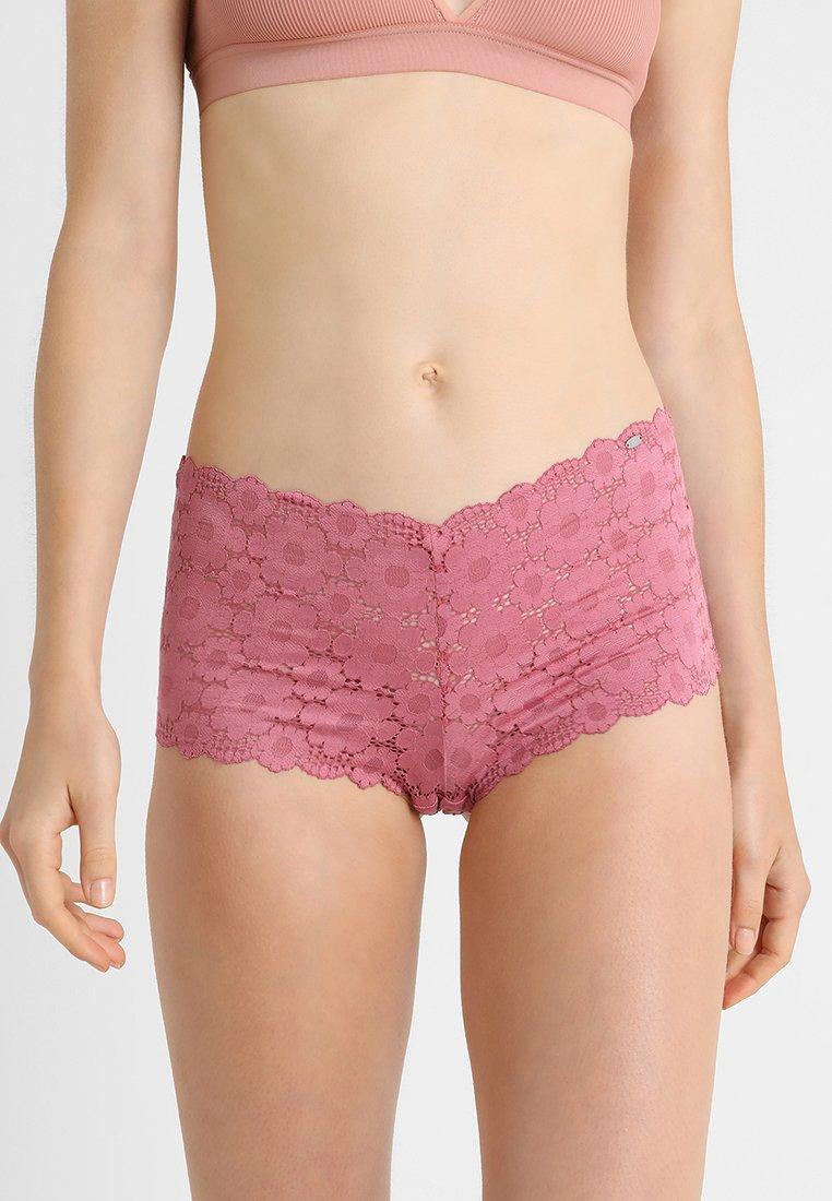 Skiny - SOFT FLOWER MIDI - Panties - wild berry