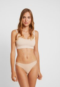 Skiny - MICRO LOVERS RIO - Kalhotky/slipy - beige - 1