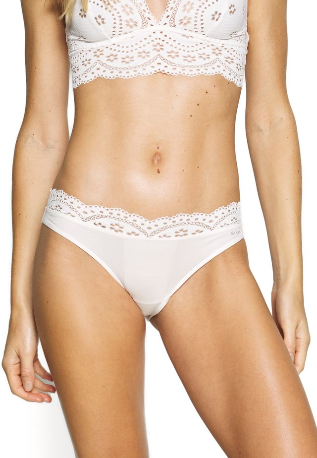 DAMEN RIO NATURE LOVE - Figi - ivory