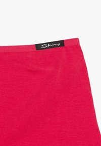Skiny - ESSENTIALS GIRLS PANT 2 PACK - Pants - rose red - 3