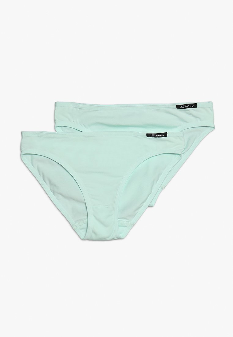 Skiny - ESSENTIALS GIRLS RIO 2 PACK - Briefs - soothing sea