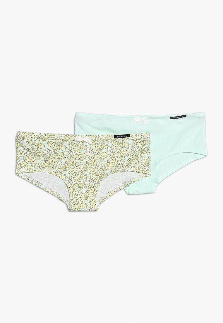Skiny - SOFT GARDEN GIRLS 2 PACK - Underkläder - mint
