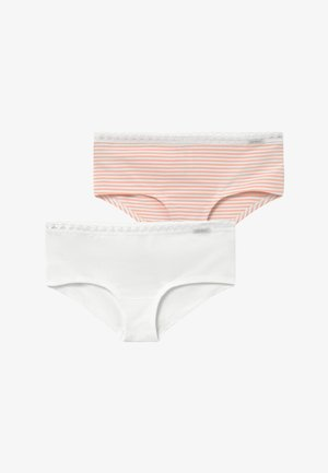 GIRLS 2 PACK - Slip - light pink/white