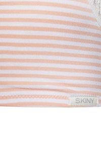 Skiny - GIRLS 2 PACK - Korzet - light pink/white - 4
