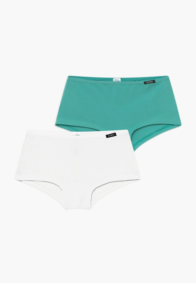 GIRLS 2 PACK - Slip - green selection