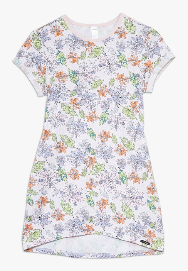 COSY NIGHT SLEEP GIRLS SLEEPSHIRT  - Yöpaita - rose tropical